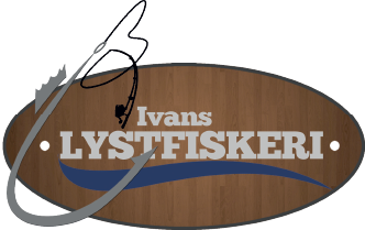 logo for ivans lystfiskeri